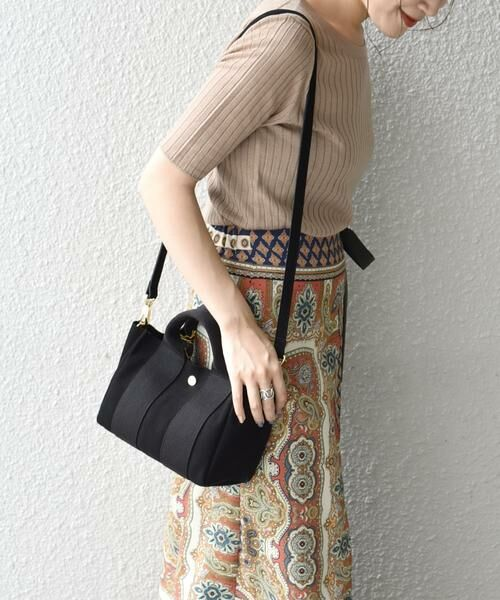 SHIPS for women / シップスウィメン トートバッグ | 《予約》VIOLAd'ORO:GINO SMALL TOTE ◆ | 詳細9