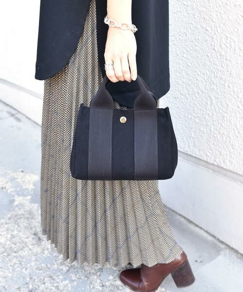 SHIPS for women / シップスウィメン トートバッグ | VIOLAd'ORO:GINO SMALL TOTE◇ | 詳細12