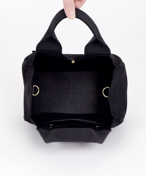 SHIPS for women / シップスウィメン トートバッグ | 《予約》VIOLAd'ORO:GINO SMALL TOTE ◆ | 詳細6