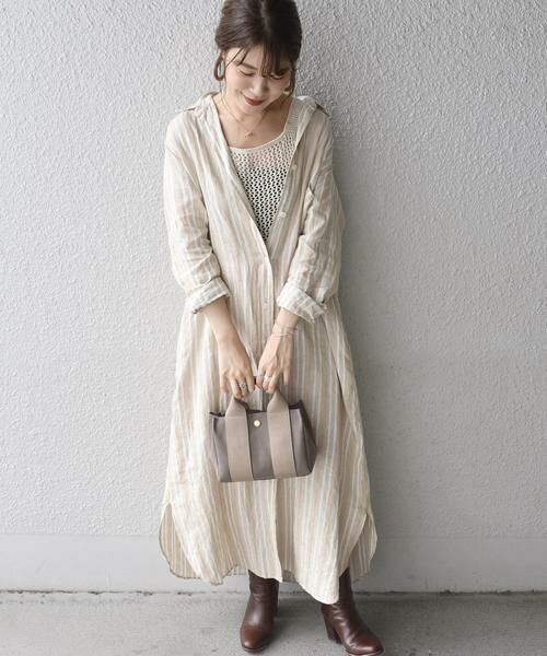 SHIPS for women / シップスウィメン トートバッグ | VIOLAd'ORO:GINO SMALL TOTE◇ | 詳細16