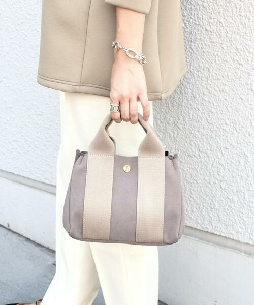 SHIPS for women / シップスウィメン トートバッグ | VIOLAd'ORO:GINO SMALL TOTE◇ | 詳細18