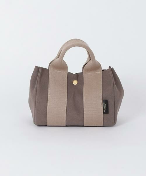 SHIPS for women / シップスウィメン トートバッグ | 《予約》VIOLAd'ORO:GINO SMALL TOTE ◆ | 詳細11
