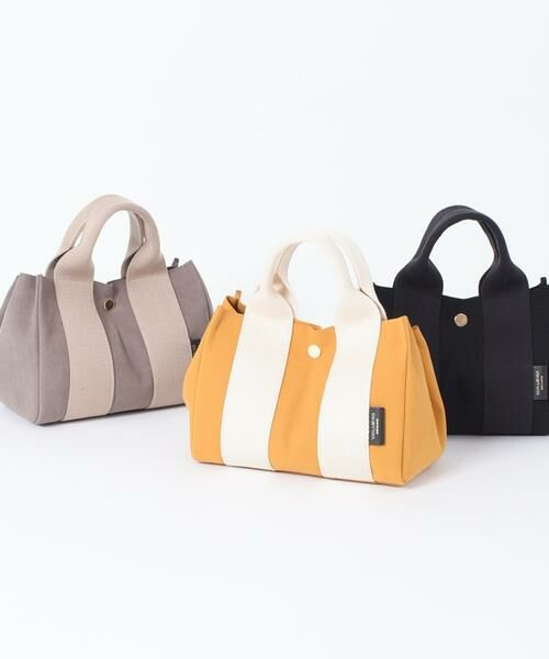 SHIPS for women / シップスウィメン トートバッグ | 《予約》VIOLAd'ORO:GINO SMALL TOTE ◆ | 詳細15