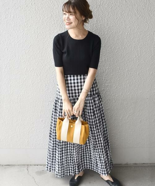 SHIPS for women / シップスウィメン トートバッグ | 《予約》VIOLAd'ORO:GINO SMALL TOTE ◆ | 詳細18