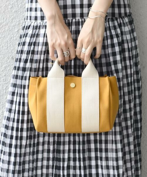 SHIPS for women / シップスウィメン トートバッグ | VIOLAd'ORO:GINO SMALL TOTE◇ | 詳細24