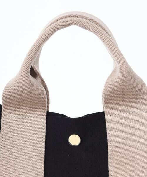 SHIPS for women / シップスウィメン トートバッグ | 《予約》VIOLAd'ORO:GINO  TOTE ◆ | 詳細5