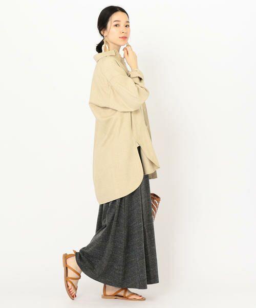 SHIPS for women / シップスウィメン ロング・マキシ丈スカート | CAL.Berries:ボードウォークマキシスカート | 詳細4