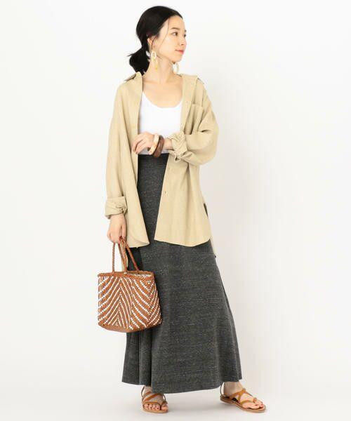 SHIPS for women / シップスウィメン ロング・マキシ丈スカート | CAL.Berries:ボードウォークマキシスカート | 詳細2