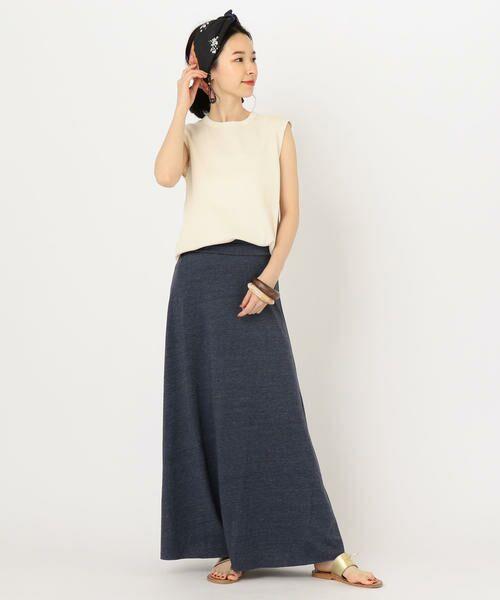 SHIPS for women / シップスウィメン ロング・マキシ丈スカート | CAL.Berries:ボードウォークマキシスカート | 詳細11