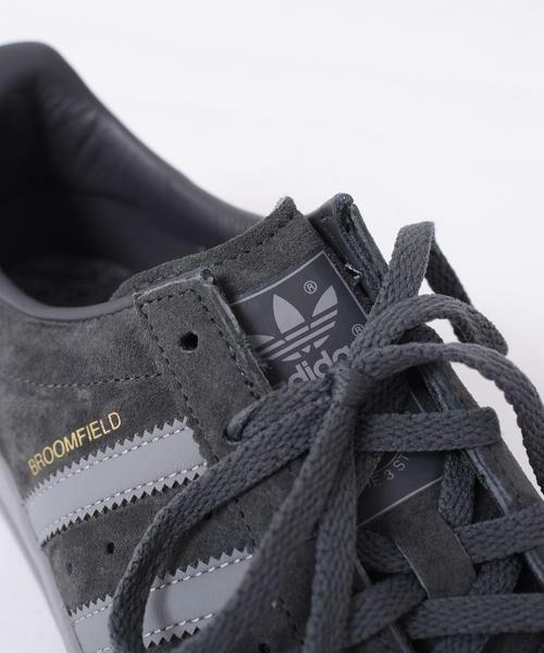 SHIPS for women / シップスウィメン スニーカー | adidas:【SHIPS限定】エクスクルーシブ BROOMFIELD ◇ | 詳細5