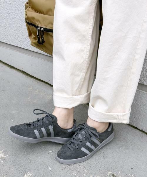 SHIPS for women / シップスウィメン スニーカー | adidas:【SHIPS限定】エクスクルーシブ BROOMFIELD ◇(グレー)