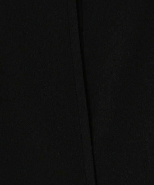 SHIPS for women / シップスウィメン ノーカラージャケット | 【セットアップ対応可能】羽織りジャケット | 詳細5