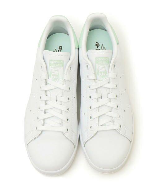 SHIPS for women / シップスウィメン スニーカー | adidas:STAN SMITH MINT | 詳細4