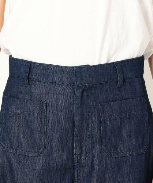 SHIPS for women / シップスウィメン その他パンツ | SHIPS any:ポケットパンツ NAVY | 詳細11