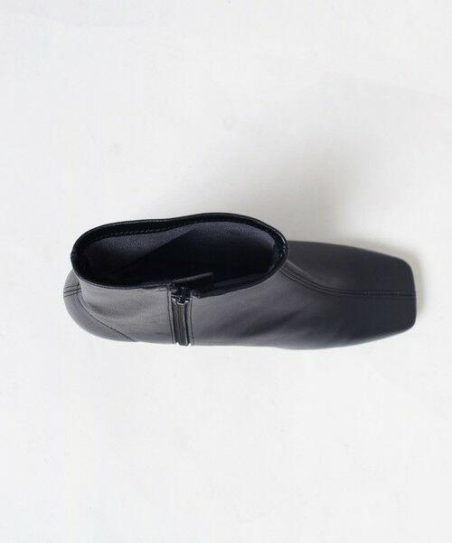 SHIPS for women / シップスウィメン ブーツ(ショート丈)   ソフトストレッチフィットブーティ◇   詳細12