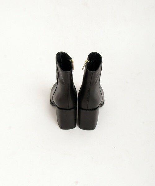 SHIPS for women / シップスウィメン ブーツ(ショート丈) | MARIAN: サイドジップショートブーツ | 詳細11