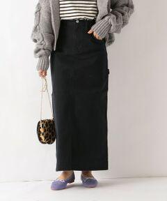 ◇アメリカの老舗ワークブランド《SMITH'S AMERICAN》のペインタースカート◇<br><br>本格的なデザインでありつつ、カジュアルになり過ぎず、女性らしいシルエットに。<br>ネイビーのステッチや、バックスタイルのベルトループをクロスさせたりとこだわりのアイテムです。スウェットやざっくり編みのニットでカジュアルに、シャツできれいめにと様々なテイストのアイテムとも相性ばっちり。<br><br>同素材にてジャケットも用意しております。<br>ジャケット⇒品番:727-04-0002<br>※モールサイトによって(ハイフン/-)抜きでの品番表記となります。<br><br>【SMITH'S AMERICAN】(スミス アメリカン)<br>アメリカの老舗ワークウェアブランドです。1906年、ニューヨークのブルックリンにてボシュナック家によって創立。現在は創立者の孫兄弟が経営を受け継ぎ、ワークウェアの枠を超えてグローバルなファッションブランドとしての地位を確立しています。<br><br>※末永く愛用頂く為に、アテンションタグ・洗濯ネームを必ずご確認の上、着用又はお取り扱い下さい。