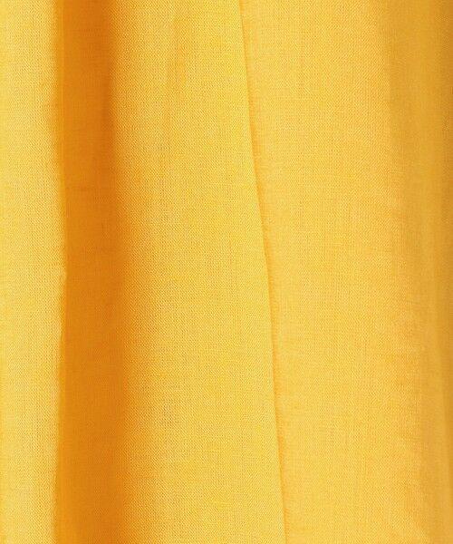 SHIPS for women / シップスウィメン シャツ・ブラウス | 《一部追加予約》【手洗い可能】テレデランジップスタンドカラーブラウス◆ | 詳細30
