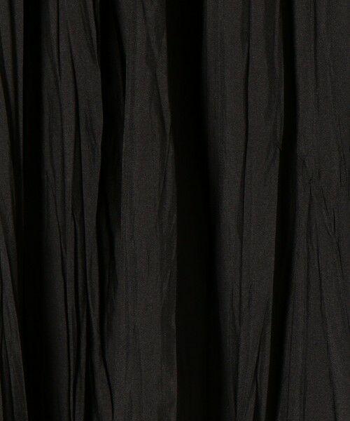 SHIPS for women / シップスウィメン ロング・マキシ丈スカート   リンクルティアードスカート   詳細1