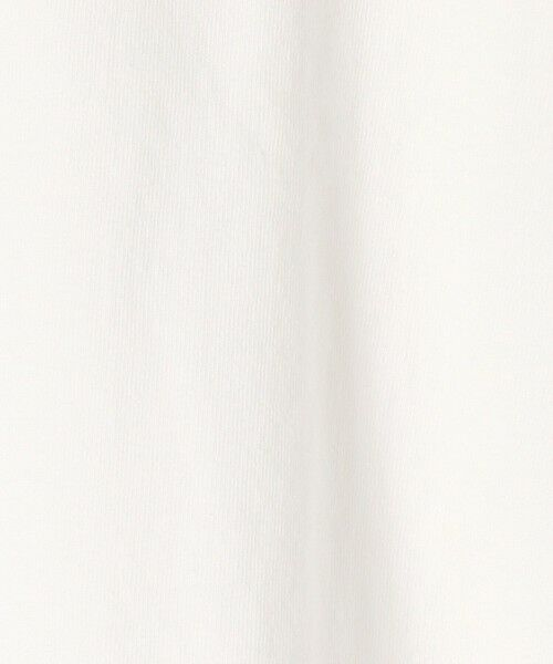 SHIPS for women / シップスウィメン Tシャツ | 《追加予約》SHIPS any: USAコットン スキッパーTEE | 詳細5