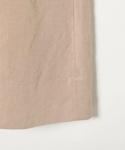 SHIPS for women / シップスウィメン ロング・マキシ丈ワンピース   SHIPS any:〈手洗い可能〉リネン ミックス マキシ ワンピース   詳細18