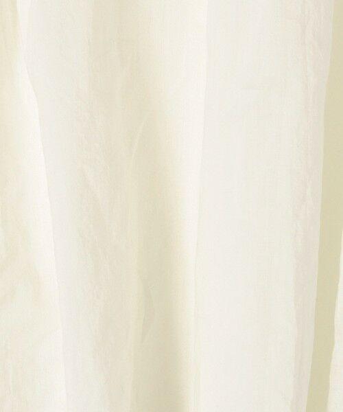 SHIPS for women / シップスウィメン シャツ・ブラウス | 《一部追加予約》【WEB限定】〈手洗い可能〉レースタック2WAYブラウス◆ | 詳細11