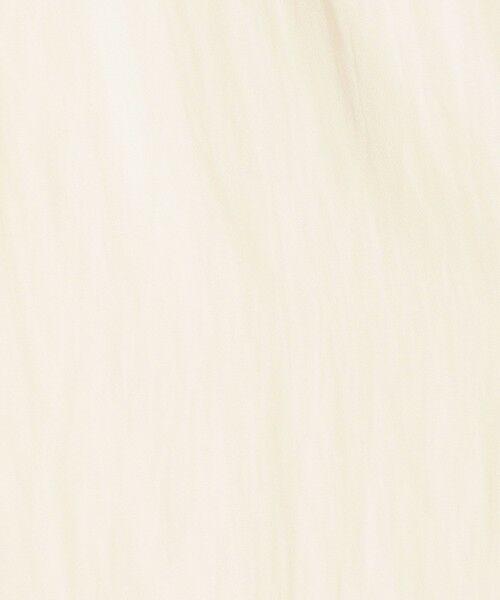 SHIPS for women / シップスウィメン シャツ・ブラウス | 【手洗い可能】フレンチスリーブギャザーブラウス◇ | 詳細2