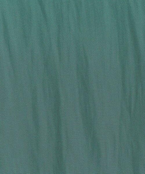 SHIPS for women / シップスウィメン シャツ・ブラウス | 【手洗い可能】フレンチスリーブギャザーブラウス◇ | 詳細25