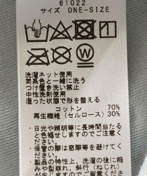 SHIPS for women / シップスウィメン カットソー   ソフトコットンオーバーTEE   詳細19