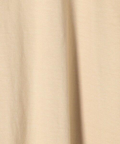 SHIPS for women / シップスウィメン カットソー   【WEB限定】オーガニックコットンニュアンスカラーTEE◇   詳細15