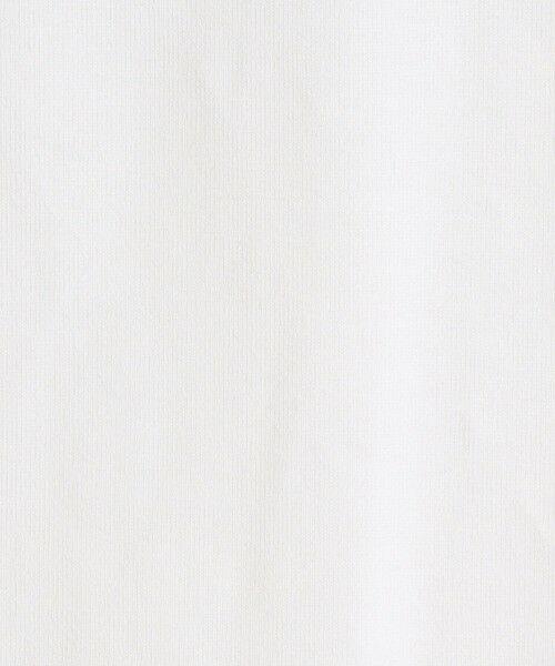 SHIPS for women / シップスウィメン カットソー   《予約》【WEB限定】バックタックデザインTEE◆   詳細2
