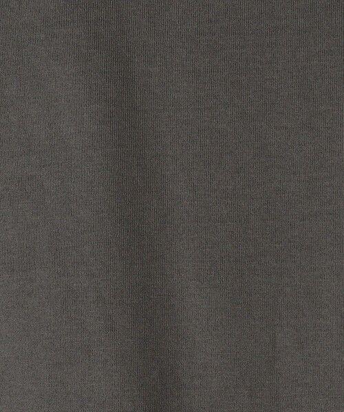 SHIPS for women / シップスウィメン カットソー   《予約》【WEB限定】バックタックデザインTEE◆   詳細11