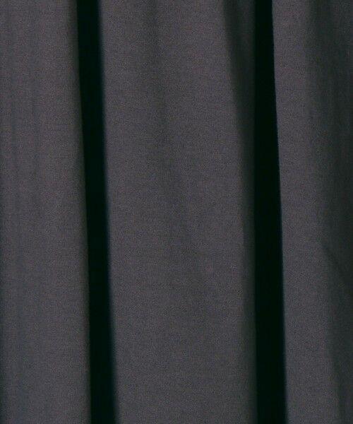 SHIPS for women / シップスウィメン ミニ丈・ひざ丈ワンピース   《予約》【WEB限定】オーガニックコットンドロストワンピース◆   詳細2