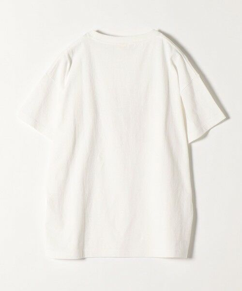 SHIPS for women / シップスウィメン Tシャツ | 《予約》【SHIPS any別注】THE KNiTS: カレッジ ショートスリーブ TEE | 詳細2