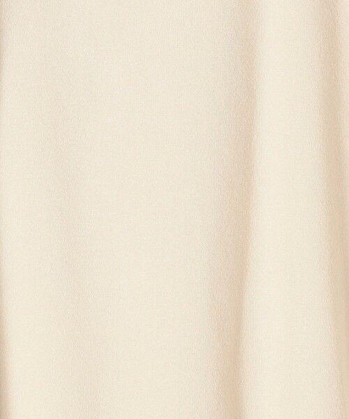 SHIPS for women / シップスウィメン ニット・セーター   【WEB限定】〈手洗い可能〉シフォンスリーブニット◇   詳細2