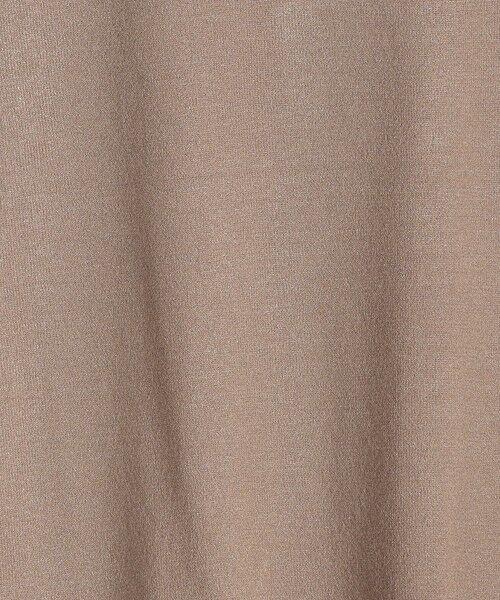 SHIPS for women / シップスウィメン ニット・セーター   【WEB限定】〈手洗い可能〉シフォンスリーブニット◇   詳細20