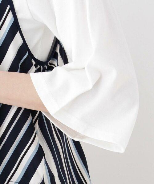 SHOO・LA・RUE / シューラルー タンクトップ | 【2点セット】リバーシブルキャミソール×Tシャツ | 詳細8
