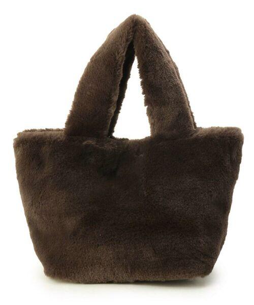 SHOO・LA・RUE / シューラルー トートバッグ | 【WEB限定カラーあり】エコファーランチトートバッグ | 詳細7