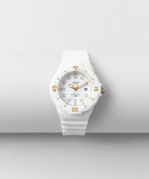 Sonny Label / サニーレーベル 腕時計 | CASIO LRW-200H-7E2 時計(WHITE)