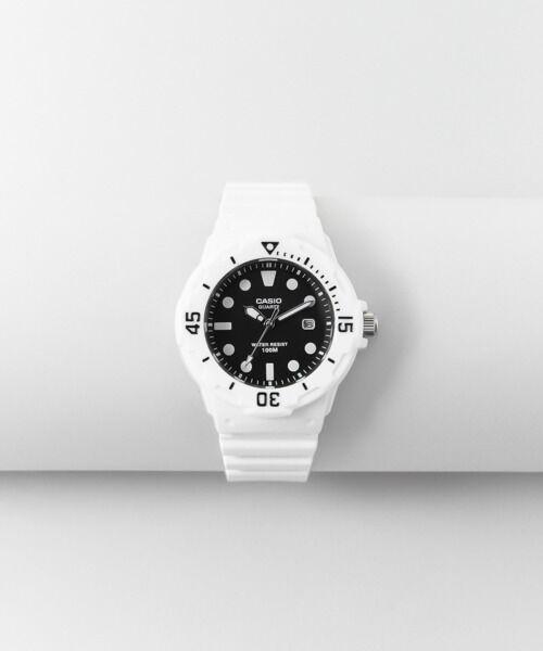 Sonny Label / サニーレーベル 腕時計   CASIO LRW-200H-1E 時計(ホワイト)