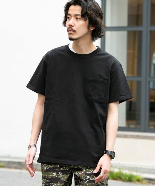 Sonny Label / サニーレーベル Tシャツ   JEMORGAN×SonnyLabel 度詰め天竺ビッグTシャツ   詳細11