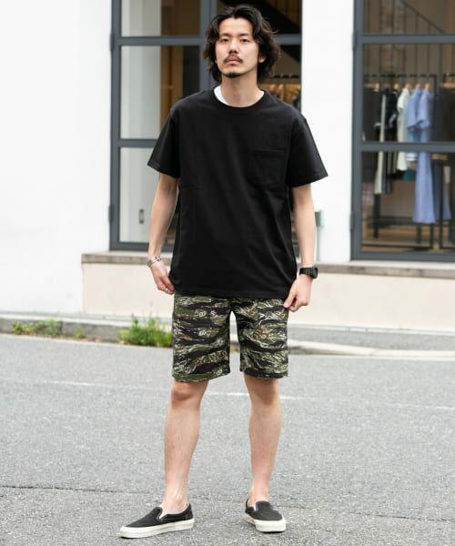 Sonny Label / サニーレーベル Tシャツ   JEMORGAN×SonnyLabel 度詰め天竺ビッグTシャツ   詳細12
