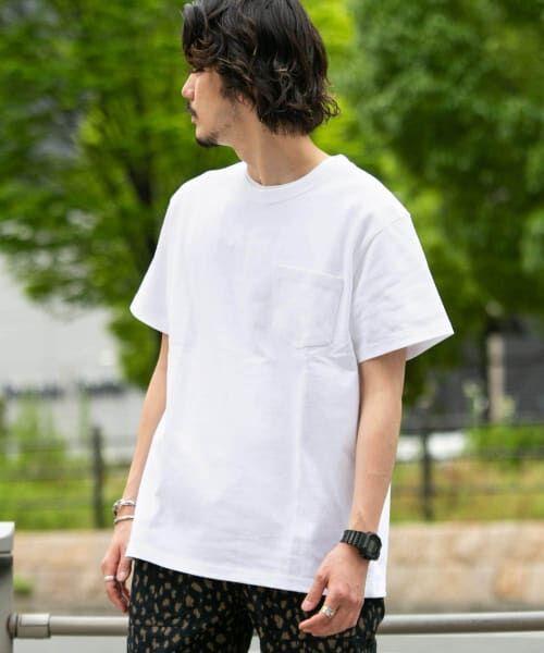 Sonny Label / サニーレーベル Tシャツ   JEMORGAN×SonnyLabel 度詰め天竺ビッグTシャツ   詳細14