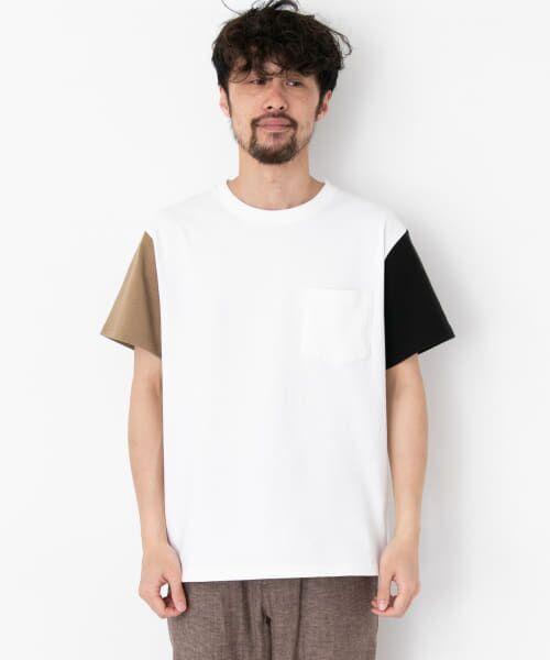 Sonny Label / サニーレーベル Tシャツ   JEMORGAN×SonnyLabel 度詰め天竺ビッグTシャツ   詳細2