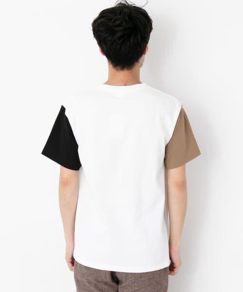 Sonny Label / サニーレーベル Tシャツ   JEMORGAN×SonnyLabel 度詰め天竺ビッグTシャツ   詳細4