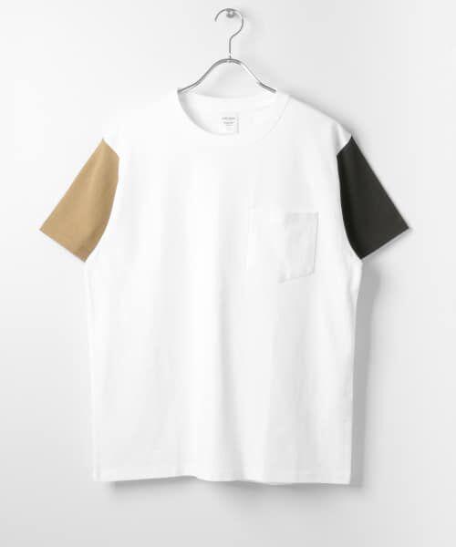 Sonny Label / サニーレーベル Tシャツ   JEMORGAN×SonnyLabel 度詰め天竺ビッグTシャツ   詳細5