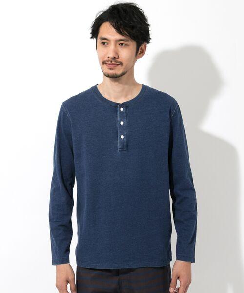 Sonny Label / サニーレーベル Tシャツ | JEMORGAN×Sonny Label 別注ヘンリーロングTシャツ | 詳細12