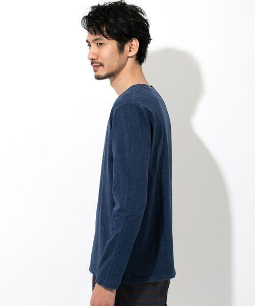 Sonny Label / サニーレーベル Tシャツ | JEMORGAN×Sonny Label 別注ヘンリーロングTシャツ | 詳細13