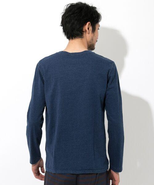 Sonny Label / サニーレーベル Tシャツ | JEMORGAN×Sonny Label 別注ヘンリーロングTシャツ | 詳細14