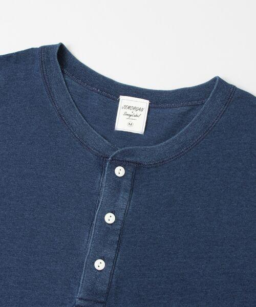 Sonny Label / サニーレーベル Tシャツ | JEMORGAN×Sonny Label 別注ヘンリーロングTシャツ | 詳細15